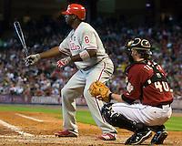 Howard, Ryan 6328.jpg Philadelphia Phillies at Houston Astros. Major League Baseball. September 6th, 2009 at Minute Maid Park in Houston, Texas. Photo by Andrew Woolley.