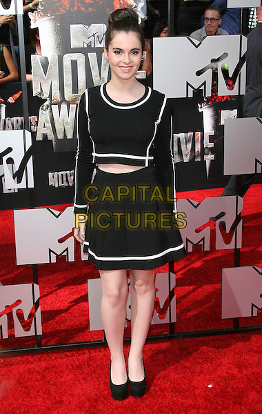 13 April 2014 - Los Angeles, California - Vanessa Marano. 2014 MTV Movie Awards held at Nokia Theatre L.A. Live. <br /> CAP/ADM<br /> &copy;AdMedia/Capital Pictures
