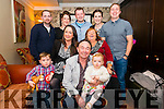 Mick Cashman from Midleton, Co. Cork celebrated his 60th birthday surrounded by friends and family in the Lord Kenmare Restaurant, Killarney last Saturday night.