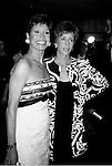 Mary Tyler Moore and Carol Burnett<br />on June 1, 1988 in New York City.