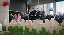High Court Livingston : Armistice Day Two Minutes Silence
