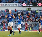 28.09.2018 Rangers v Aberdeen: Nikola Katic