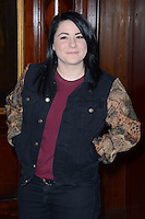 Lucy Spraggan attends the London Lesbian & Gay Switchboard - 40th birthday gala at Waldorf Hilton, Aldwych in London. 06/03/2014 Picture by: Jim Pearson / Featureflash