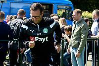 HAREN - Voetbal, Eerste Training FC Groningen  sportpark de Koepel, 01-07-2017,  assistent trainer Marcel Groninger