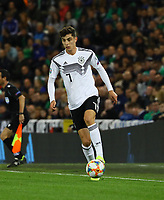 Kai Havertz (Deutschland, Germany) - 09.09.2019: Nordirland vs. Deutschland, Windsor Park Belfast, EM-Qualifikation DISCLAIMER: DFB regulations prohibit any use of photographs as image sequences and/or quasi-video.