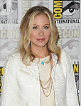 Christina Applegate arriving at the The Book Of Life Panel at Comic-Con 2014  at the Hilton Bayfront Hotel in San Diego, Ca. July 25, 2014.