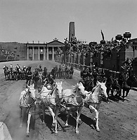 Ben-Hur (1959) <br /> Charlton Heston &amp; Stephen Boyd<br /> *Filmstill - Editorial Use Only*<br /> CAP/KFS<br /> Image supplied by Capital Pictures