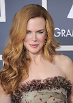 Nicole Kidman Urban attends The 53rd Annual GRAMMY Awards held at The Staples Center in Los Angeles, California on February 13,2011                                                                               © 2010 DVS / Hollywood Press Agency