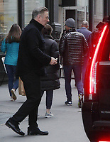 NEW YORK, NY - December 14: Alec Baldwin seen in New York City. December 14, 2018 Credit: RW/MediaPunch