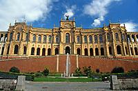 Deutschland, Bayern, Oberbayern, Muenchen: Stiftung Maximilianeum | Germany, Bavaria, Upper Bavaria, Munich: Foundation Maximilianeum