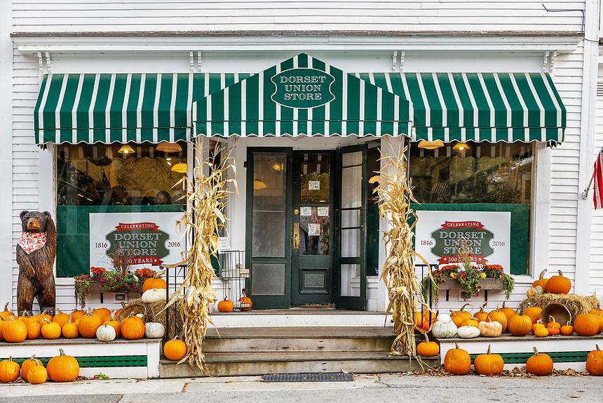 Dorset General Store, Dorset, Vermont, USA.