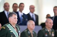 BRASILIA, DF, 11.01.2019 - BOLSONARO-EXERCITO-    Solenidade de Passagem de Comando do Exército ao senhor general de Exército Edson Leal Pujol, nesta sexta, 11.(Foto:Ed Ferreira/Brazil Photo Press)