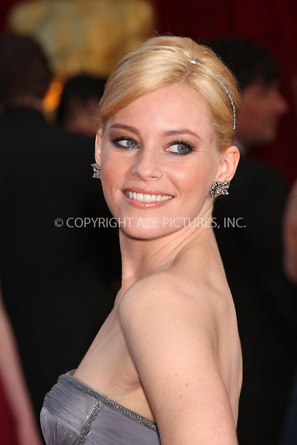 WWW.ACEPIXS.COM . . . . .  ....March 7 2010, Hollywood, CA....Actress Elizabeth Banks arrives at the 82nd Annual Academy Awards held at Kodak Theatre on March 7, 2010 in Hollywood, California.....Please byline: Z10-ACE PICTURES... . . . .  ....Ace Pictures, Inc:  ..Tel: (212) 243-8787..e-mail: info@acepixs.com..web: http://www.acepixs.com