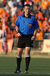 31 May 2014: Referee Alan Kelly (IRL). The Carolina RailHawks played the Tampa Bay Rowdies at WakeMed Stadium in Cary, North Carolina in a 2014 North American Soccer League Spring Season match. Carolina won the game 2-0.