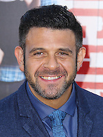 """WESTWOOD, LOS ANGELES, CA, USA - APRIL 28: Adam Richman at the Los Angeles Premiere Of Universal Pictures' """"Neighbors"""" held at the Regency Village Theatre on April 28, 2014 in Westwood, Los Angeles, California, United States. (Photo by Xavier Collin/Celebrity Monitor)"""