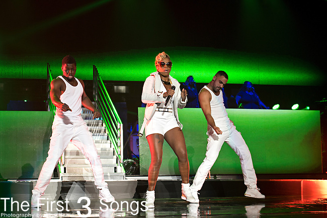 Mary J. Blige performs during the 2014 Essence Festival at the Mercedes-Benz Superdome in New Orleans, Louisiana.