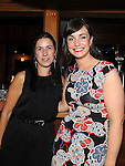 Anna Moonan and Louise Garry pictured at Brendan O'Brien's 40th birthday at Daly's in Donore.
