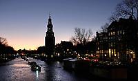 Nederland - Amsterdam- 2019  . De Oudeschans ( Oude Schans ).    Foto Berlinda van Dam