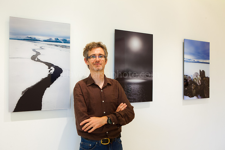The Cold Edge Exhibition by Dave Walsh, The Copper House Gallery, Dublin