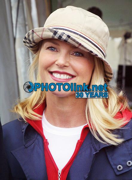 Christie Brinkley, 2002, Photo By John Barrett/PHOTOlink
