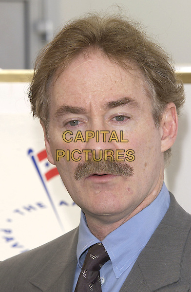 KEVIN KLINE.Cannes Film Festival, France, 19th July 2004..portrait headshot moustache.Ref: PL.www.capitalpictures.com.sales@capitalpictures.com.©Capital Pictures