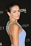 Camilla Belle arriving at the 2014 LACMA Art And Film Gala, held at the Los Angeles County Museum of Art November 1, 2014.