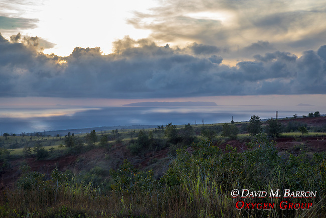 View Of Ni'ihau (forbidden Island)