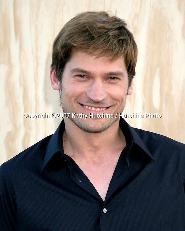 Nikolaj Coster-Waldau.Fox TV TCA Party.Santa Monica Pier.Santa Monica, CA.July 23, 2007.©2007 Kathy Hutchins / Hutchins Photo....