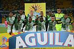 Atlético Nacional igualó como local 0-0 ante Tigres. Fecha 17 Liga Águila I-2017.
