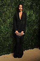NEW YORK, NY - NOVEMBER 6: Lais Ribeiro at the 14th Annual CFDA Vogue Fashion Fund Gala at Weylin in Brooklyn, New York City on November 6, 2017. Credit: John Palmer/MediaPunch /NortePhoto.com