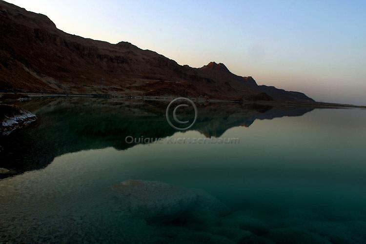 Dead Sea, September 2005.