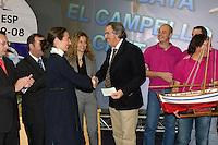 Entrega de Trofeos - 1ª REGATA VELA CRUCERO EL CAMPELLO - CIUDAD AUTÓNOMA DE CEUTA - I TROFEO CAERO - Salón de Barcelona