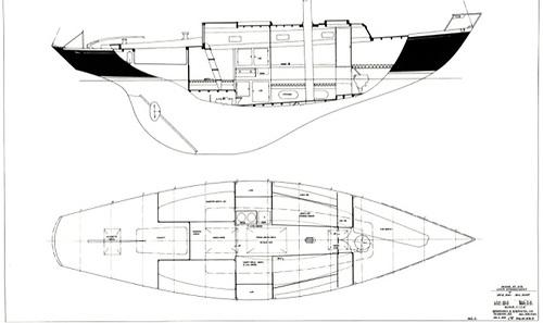 Hestia's hull profile