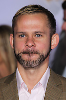 """HOLLYWOOD, LOS ANGELES, CA, USA - MARCH 13: Dominic Monaghan at the World Premiere Of Marvel's """"Captain America: The Winter Soldier"""" held at the El Capitan Theatre on March 13, 2014 in Hollywood, Los Angeles, California, United States. (Photo by Xavier Collin/Celebrity Monitor)"""