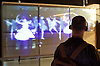 No Body <br /> Michael Hulls, Nitin Sawhney, Lucy Carter, Siobhan Davies, Russell Maliphant<br /> at Sadler's Wells, London, Great Britain <br /> press photocall <br /> 6th June 2016 <br /> <br /> Indelible foyer and mezzanine <br /> <br /> <br /> <br /> <br /> Photograph by Elliott Franks <br /> Image licensed to Elliott Franks Photography Services