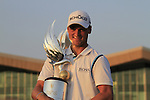 Martin Kaymer wins the tournament by 8 shots with a score of 24 under on the Final Day Sunday of the Abu Dhabi HSBC Golf Championship, 23rd January 2011..(Picture Eoin Clarke/www.golffile.ie)