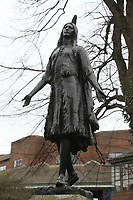 MAR 15 Pocahontas buried at St George's Church Gravesend, England
