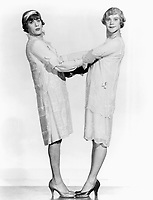 Some Like It Hot (1959)<br /> Promo shot of Jack Lemmon &amp; Tony Curtis<br /> *Filmstill - Editorial Use Only*<br /> CAP/KFS<br /> Image supplied by Capital Pictures