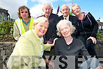 Kenmare Tidy Towns are celebrating a gold medal win in the annual Tidy Towns competition thanks to the hard-working local committee who maintain the high standards every year. .Front L-R Anne Browne and Anne Barrett. .Back L-R Noel Crowley, Michael Connor Scarteen. John O'Sullivan and Maureen Finnegan.