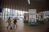 ABN AMRO World Tennis Tournament, Rotterdam, The Netherlands, 19 Februari, 2017, Central Station<br /> Photo: Henk Koster