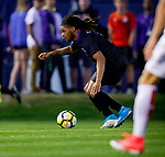The University of Washington men's soccer team defeats New Mexico 2-1 on August 25, 2017. (Photography by Scott Eklund/Red Box Pictures)