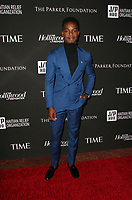 LOS ANGELES, CA - JANUARY 5: Stephan James, at the J/P HRO &amp; Disaster Relief Gala hosted by Sean Penn at Wiltern Theater in Los Angeles, Caliornia on January 5, 2019.            <br /> CAP/MPI/FS<br /> &copy;FS/MPI/Capital Pictures