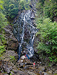 Angel Falls, Township D (near Byron), Maine, USA