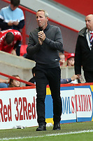 Charlton Athletic manager Lee Bowyer during Charlton Athletic vs Forest Green Rovers, Caraboa Cup Football at The Valley on 13th August 2019