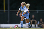 19 August 2016: North Carolina's Megan Buckingham. The University of North Carolina Tar Heels hosted the University of Central Florida Knights in a 2016 NCAA Division I Women's Soccer match. UNC won the game 2-0