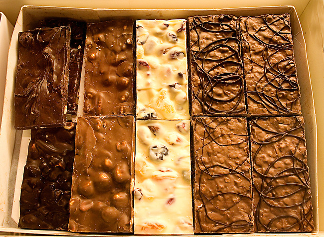 M & M Ethel Chocolate, Las Vegas, Nevada
