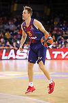 Turkish Airlines Euroleague 2017/2018.<br /> Regular Season - Round 13.<br /> FC Barcelona Lassa vs Unicaja Malaga: 83-90.<br /> Petteri Koponen.