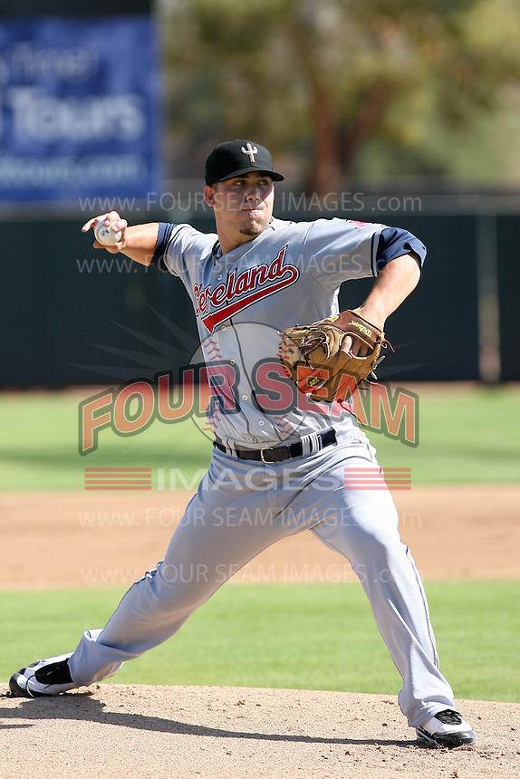 Zach Putnam - Peoria Saguaros, 2009 Arizona Fall League.Photo by:  Bill Mitchell/Four Seam Images..