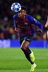 UEFA Champions League 2018/2019 - Matchday 6.<br /> FC Barcelona vs Tottenham Hotspur FC: 1-1.<br /> Semedo.
