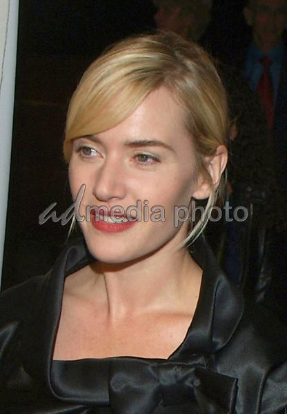 "10 September 2006 - Toronto, Ontario, Canada - Kate Winslet. ""All The Kings Men"" Press Premiere during the 2006 Toronto International Film Festival held at Roy Thomson Hall. Photo Credit: Brent Perniac/AdMedia"